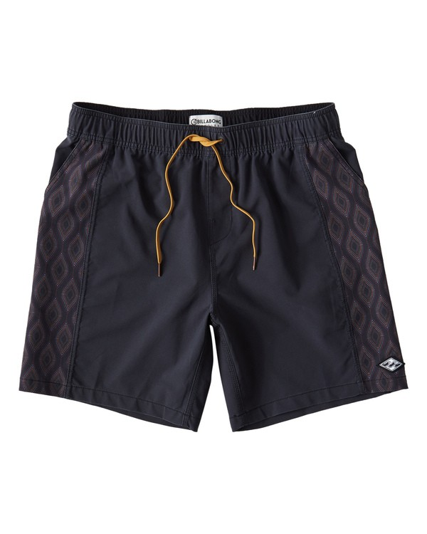 0 D Bah Layback Boardshorts Black M181VBSD Billabong