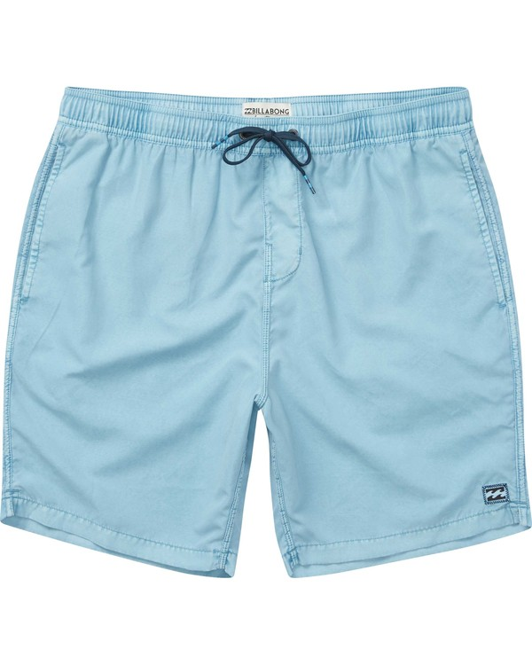 0 All Day Layback Boardshorts Blue M184QNAL Billabong
