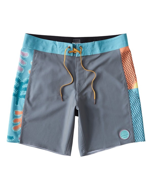 0 Split Scene Boardshorts Grey M185UBSS Billabong
