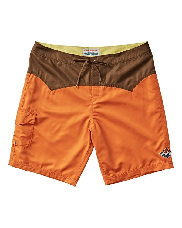 0 Western Boardshorts Red M1901BTW Billabong