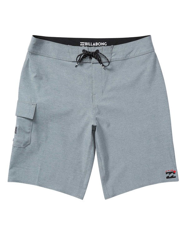 0 All Day X Hawaii Boardshorts Grey M193NBAL Billabong