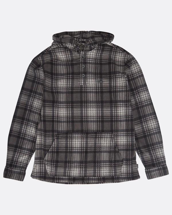 0 Furnace Anorak Polar Fleece Shirt  M1SH04BIW8 Billabong
