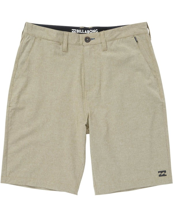 0 Crossfire X Submersibles Shorts Beige M201ECRX Billabong