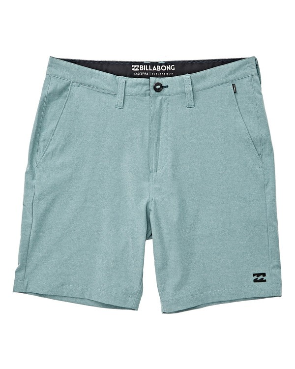 0 Crossfire X Mid Length Submersibles Shorts  M201TBXE Billabong