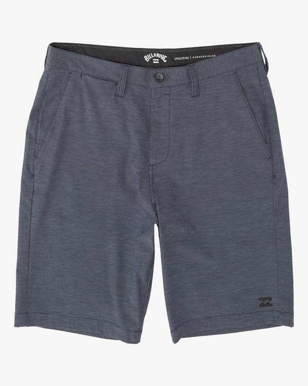 "0 Crossfire Submersible Short 21"" Blue M2021BCX Billabong"