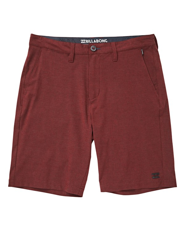 0 Crossfire X Submersibles Shorts Red M202NBCX Billabong