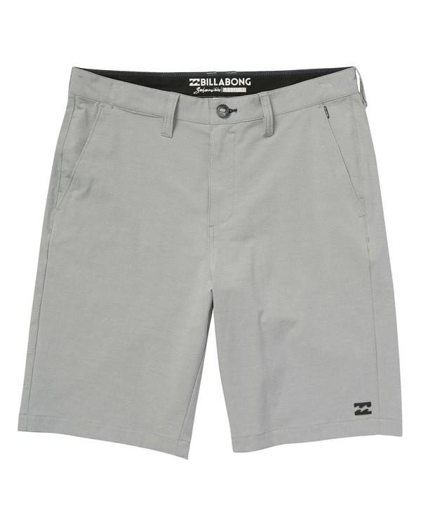 0 Crossfire X Submersibles Shorts Grey M202VBCX Billabong