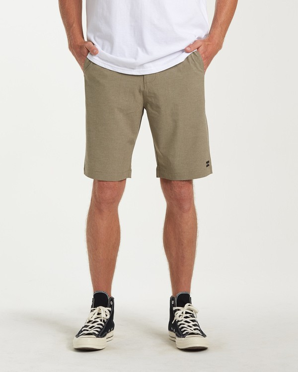 0 Crossfire X Submersibles Shorts Beige M202VBCX Billabong