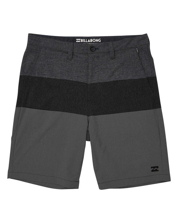 0 Crossfire X Airlite Shorts Grey M204TBCA Billabong
