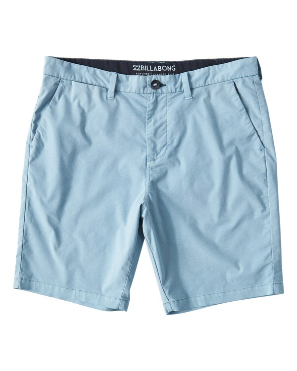 0 New Order X Overdye Shorts Brown M207VBNO Billabong
