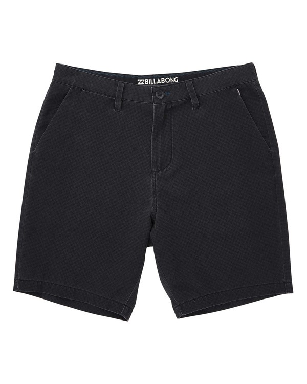 0 New Order X Ripstop Shorts Black M208TBNR Billabong