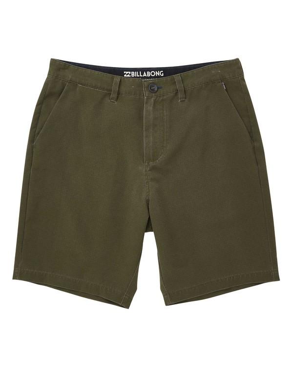 0 New Order X Ripstop Shorts  M208TBNR Billabong