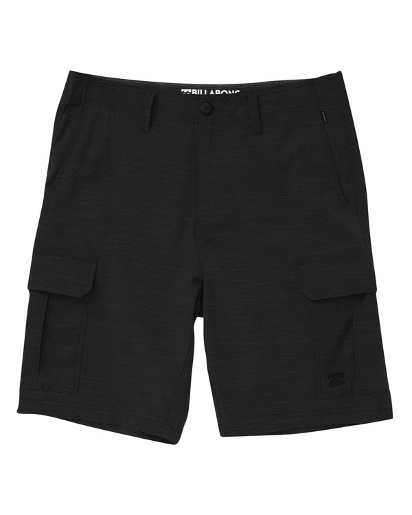 0 Scheme X Shorts Black M209TBSH Billabong