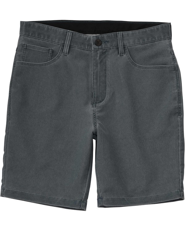 0 Outsider X Surf Corduroy Submersible Shorts  M210JPCS Billabong