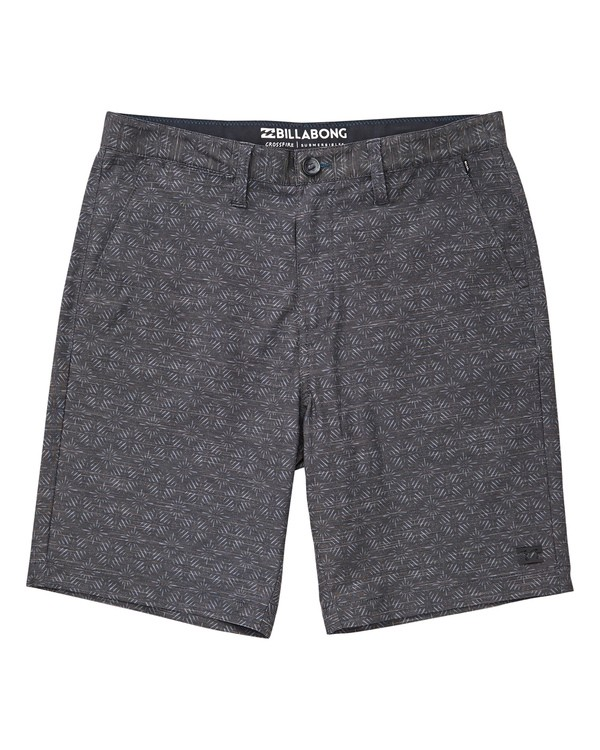 0 Crossfire X Sundays Shorts Grey M210TBCS Billabong