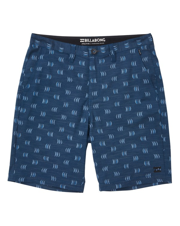 0 Crossfire X Sundays Shorts Blue M210TBCS Billabong
