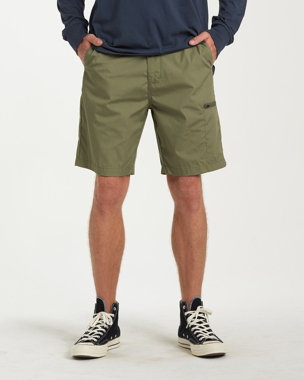 0 Surftrek Cargo Shorts Brown M211VBSC Billabong