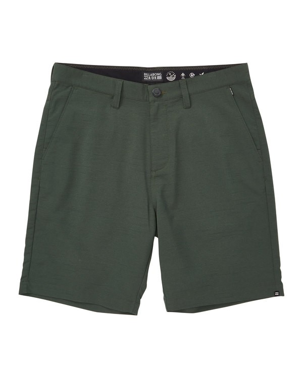 0 Surftrek Wick Green M216NBSW Billabong