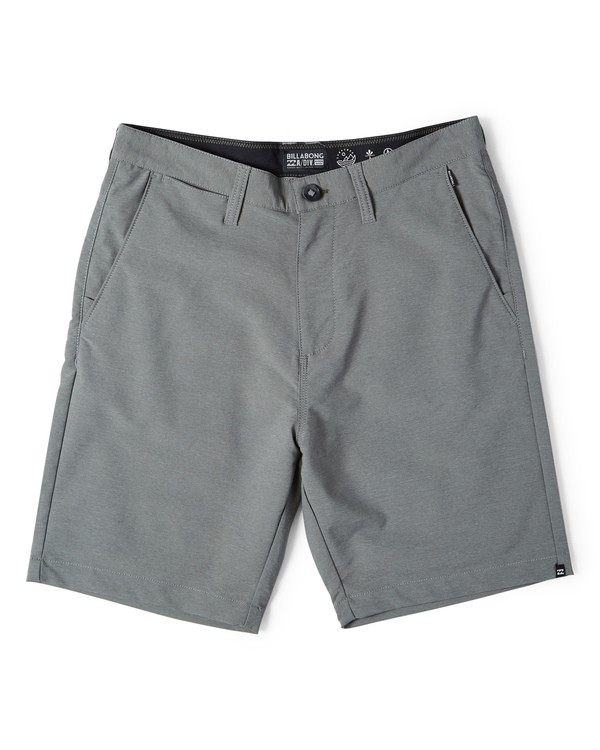 0 Surftrek Wick Shorts Grey M216NBSW Billabong