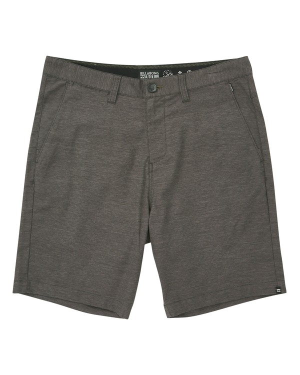 0 Surftrek Spacedye Shorts Grey M217TBSS Billabong