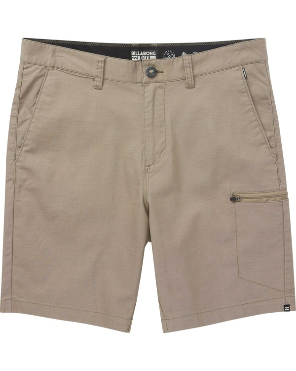 0 Surftrek Cargo Shorts Beige M218QBSC Billabong