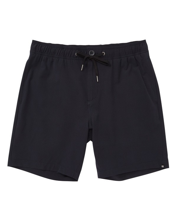 0 Surftrek Perf Elastic Shorts Black M219TBSP Billabong