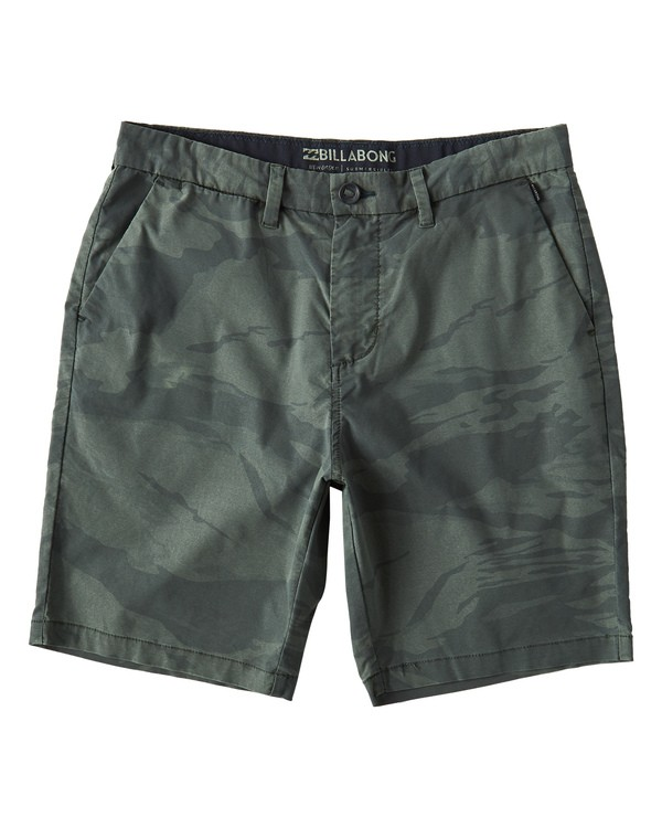 0 New Order X Overdye Sundays Shorts Green M220VBNP Billabong