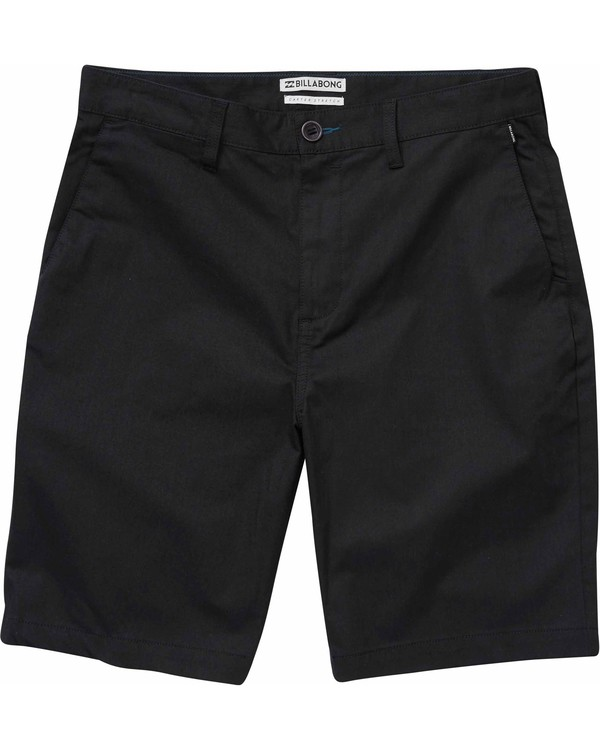 0 Larry Layback Cargo Shorts Black M231NBCS Billabong