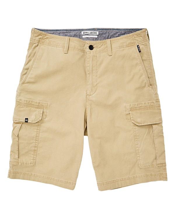 0 Balance Shorts Beige M236NBSC Billabong