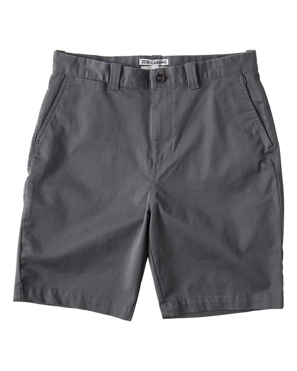 0 Carter Stretch Shorts Grey M236VBCS Billabong