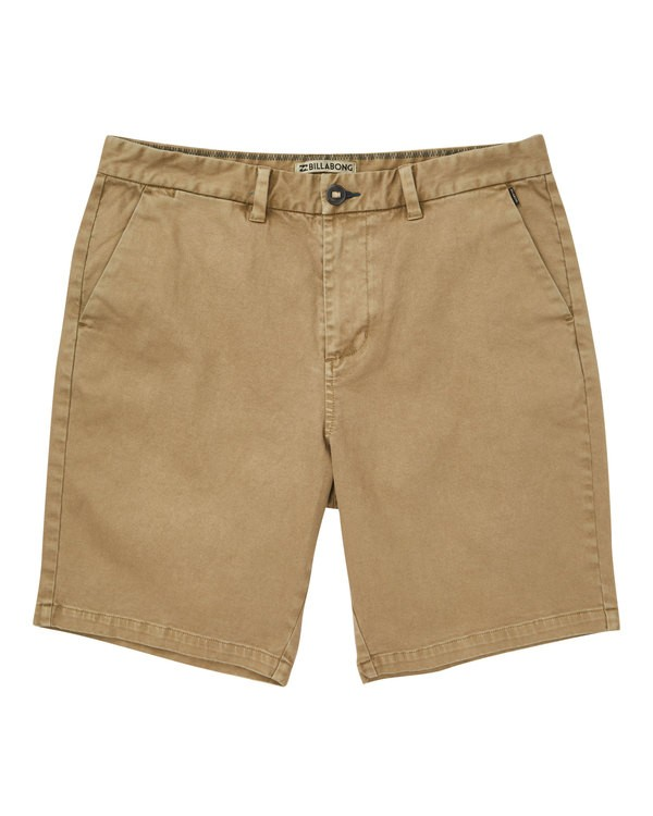 0 New Order Wave Wash Shorts  M237TBNE Billabong
