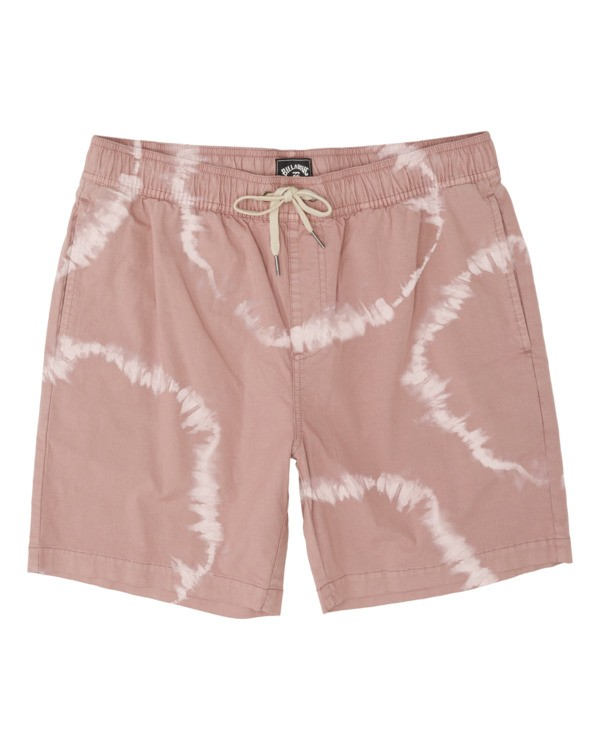 0 Larry Layback Shorts Pink M2381BLL Billabong