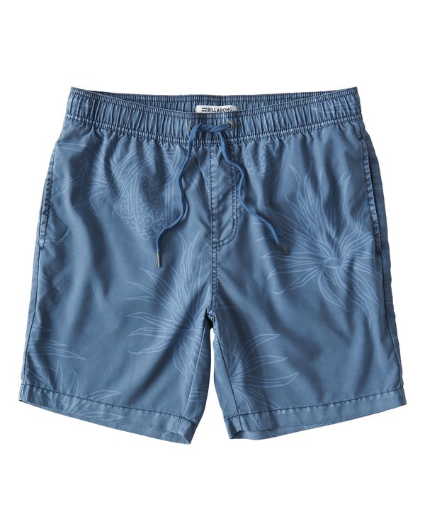 0 Larry Layback Sunday Walkshorts  M241VBLS Billabong