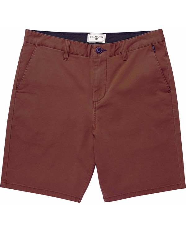 0 Carter Stretch Short Purple M250GCAS Billabong