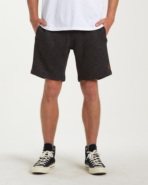 "0 Balance 19"" SweatShort 19"" Black M250VBBS Billabong"