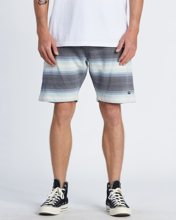 0 Baja Knit Shorts Blue M2531BFD Billabong