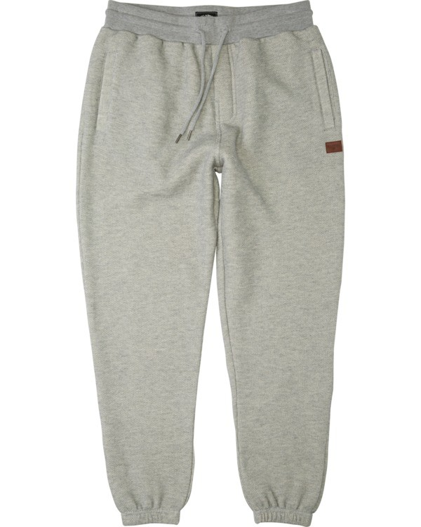 0 Balance Pant Cuffed Sweatpant Grey M3003BBP Billabong