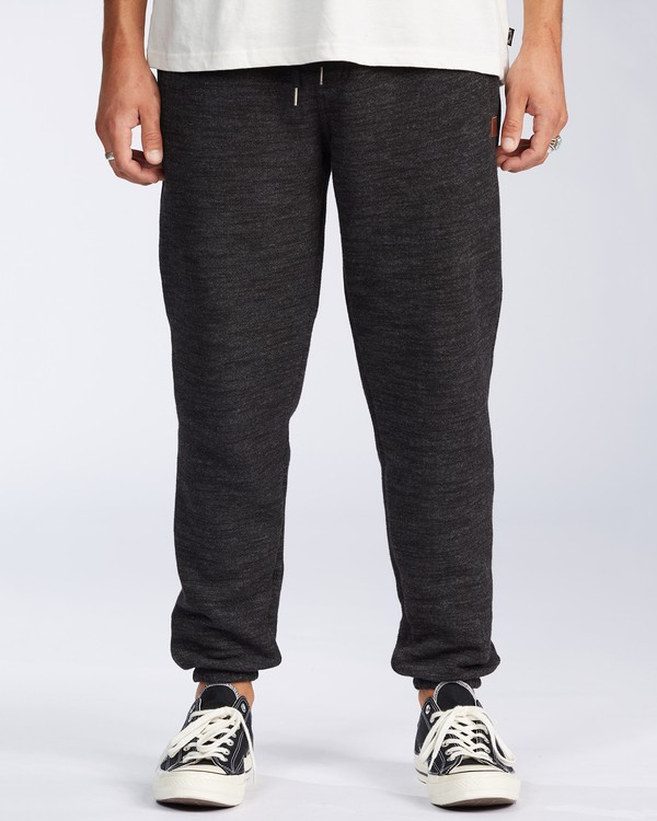 0 Balance Pant Cuffed Sweatpant Black M3003BBP Billabong