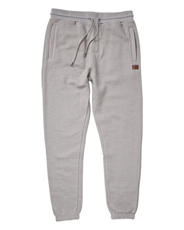 0 Balance Pant Cuffed Sweatpants Grey M300VBBP Billabong