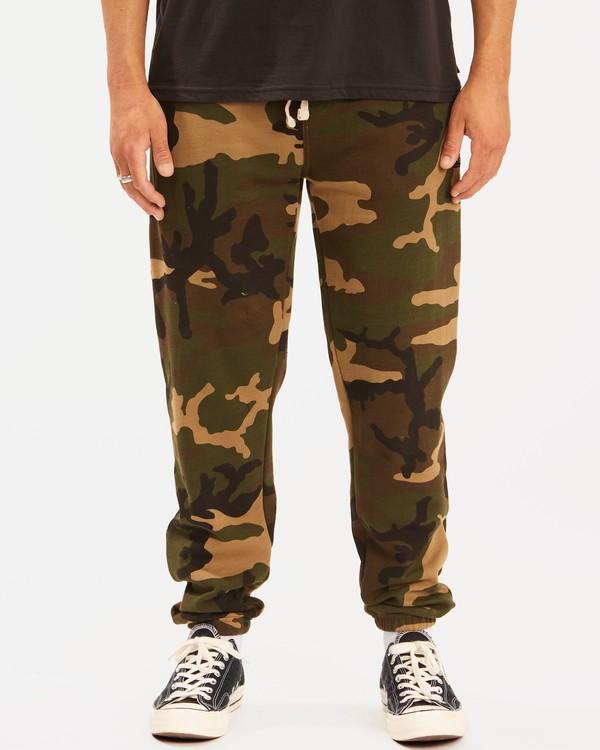 0 All Day Sweatpants Black M3023BAP Billabong