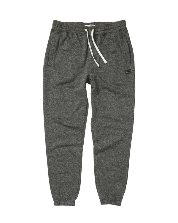 0 Boundary Pant Fleece Pants Black M302QBAP Billabong