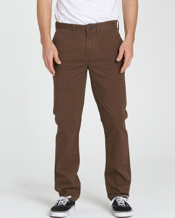0 New Order Chino Pant  M305LNOC Billabong