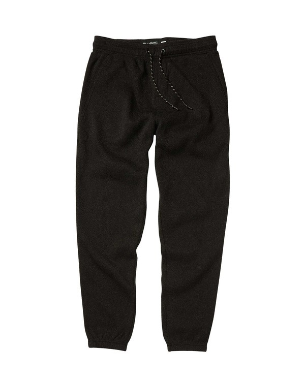 0 Boundary Pant Fleece Pant Black M305SBBO Billabong
