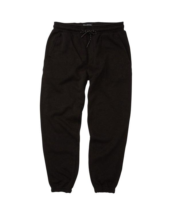 0 Boundary Sweatpants Grey M305WBBO Billabong