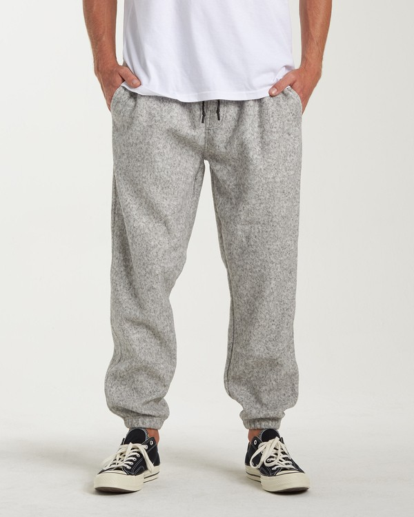 0 Boundary Sweatpants Grey M305WBBO Billabong
