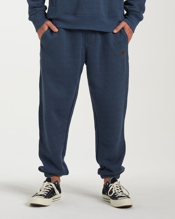 0 Hudson Sweatpants Blue M305WBHU Billabong
