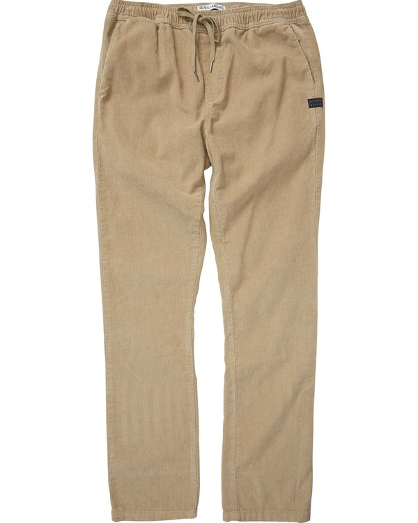 0 Larry Layback Cord Pant  M312QBLC Billabong