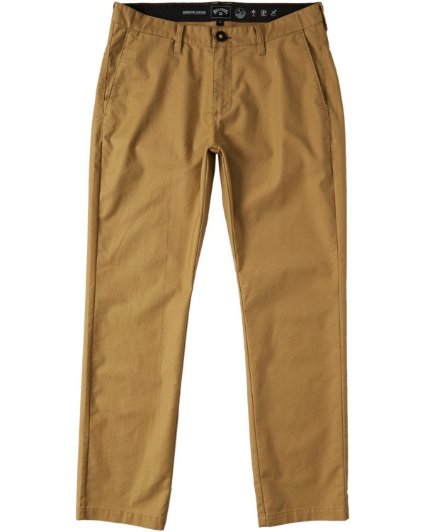 0 Surftrek Pant Brown M3163BSP Billabong