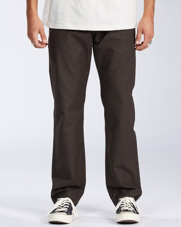 0 A/Div Surftrek Pant Black M3163BSP Billabong
