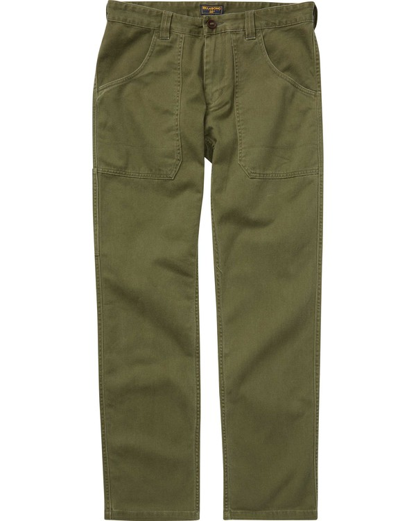 0 Collins Pant  M317QBCO Billabong